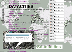 Sensor cloud across London for collecting data byStanza.
